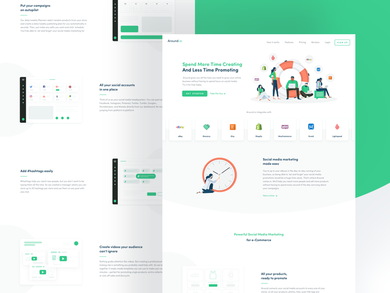 around_dribbble